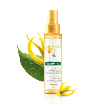 Klorane Aceite Protector Ylang Ylang (Prot. Solar) x 100ml