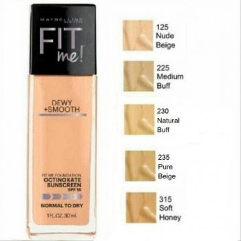 Maybelline Base Fit Me 235 Pure Beige x 30ml