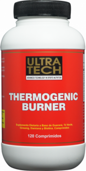 ULTRA TECH Thermogenic Burner x 120 comprimidos