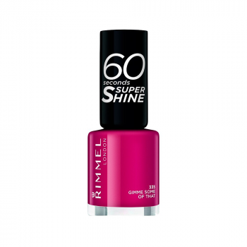 Rimmel 60 Seconds Esmalte 335 Gimme Some Of That x 8ml